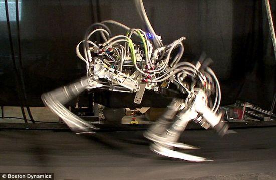 猎豹机器人