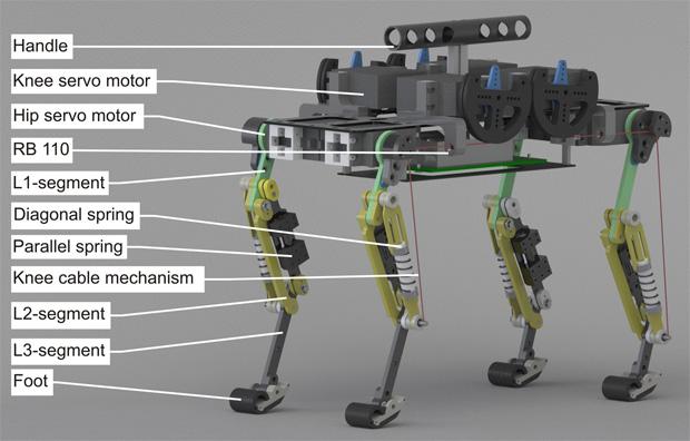 仿生机器人