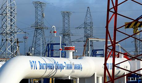 中俄石油合作