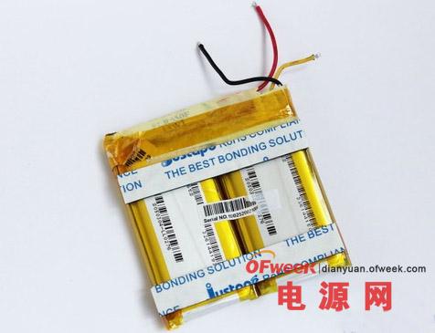 【图解】移动电源三大电芯类型--聚合物电池