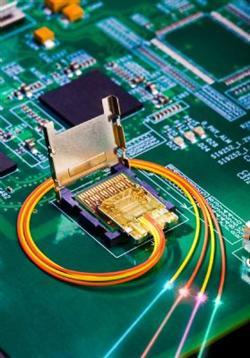 电子产品传输接口光纤化发展,可令连接周边在传输效能、连接距离进一步扩展。