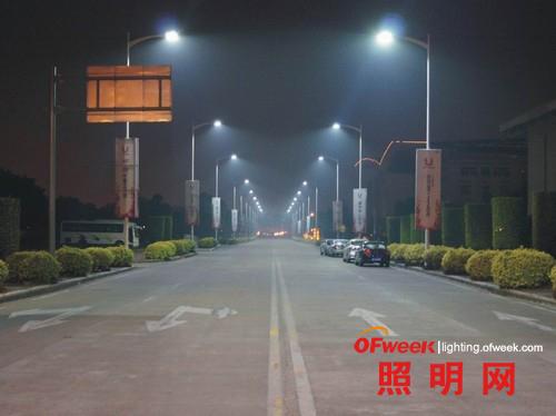 LED照明升级 中山城区路灯将全部更换