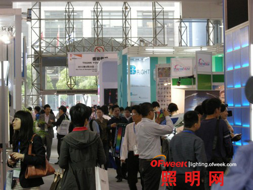 上海新光源新能源照明展会将举办