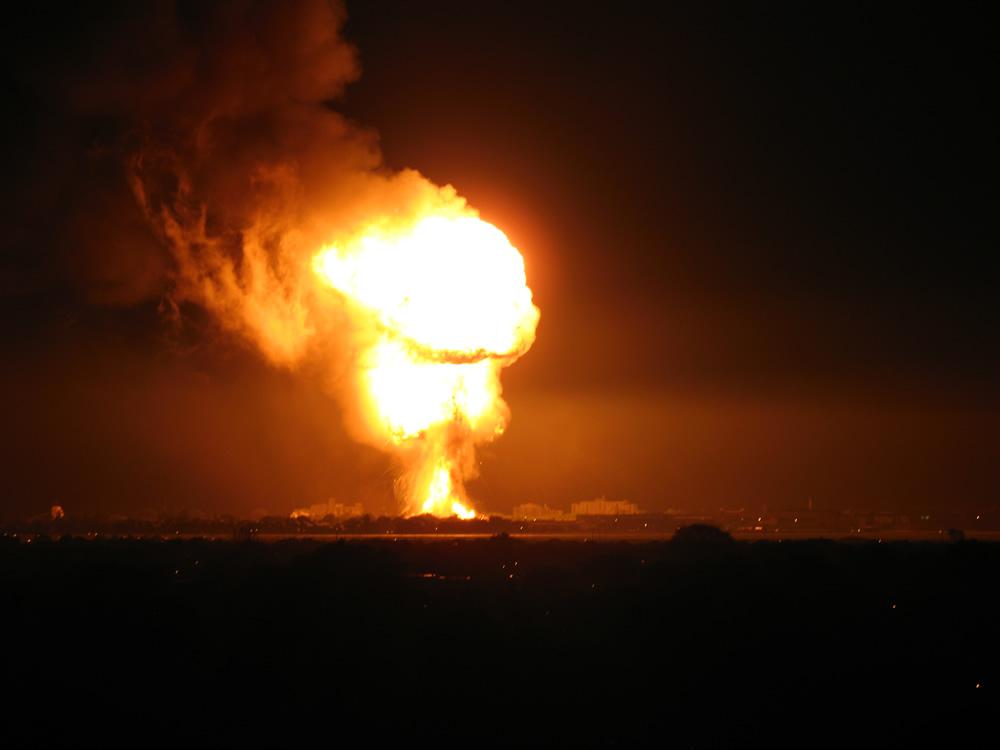公司雇员parmindersaini在此次爆炸中丧生并且周边地区都成为一片废墟