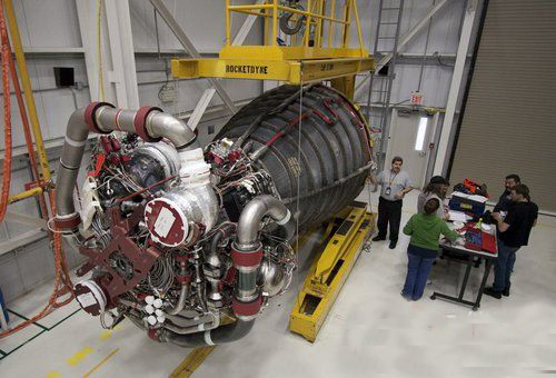 nasa用3d打印技术制造火箭发动机心脏