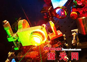 钻石拉曼激光器
