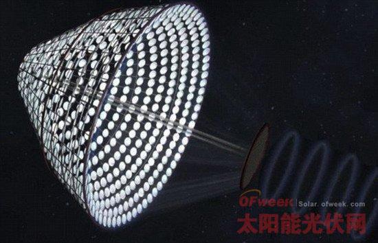 太阳能发电卫星