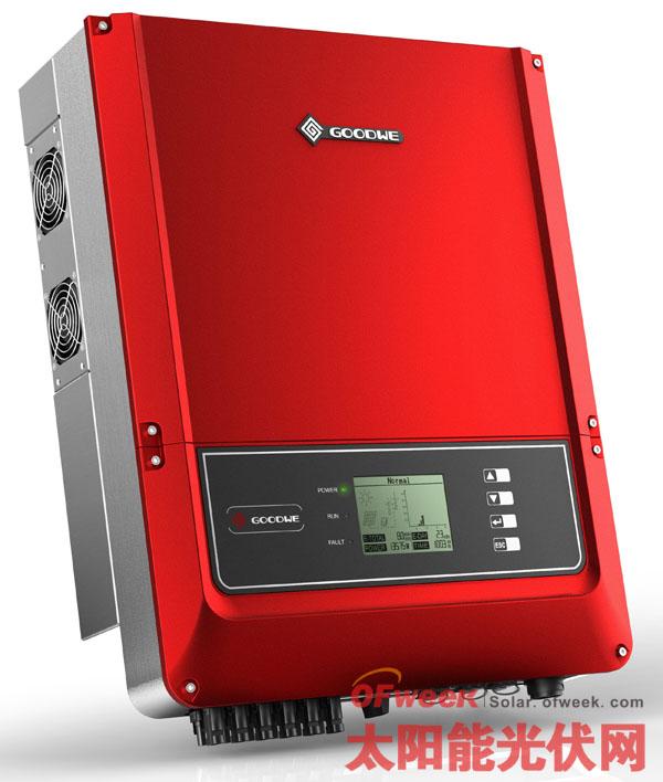 固德威逆变器或将用于全球首个白金LEED认证工厂