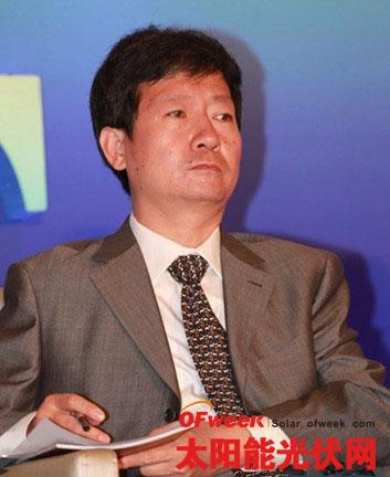 国家能源局新能源与可再生能源司副司长梁志鹏