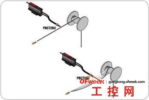 对射光纤美国邦纳传感器