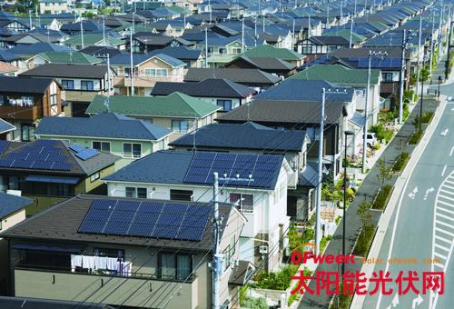 家用太阳能光伏发电系统