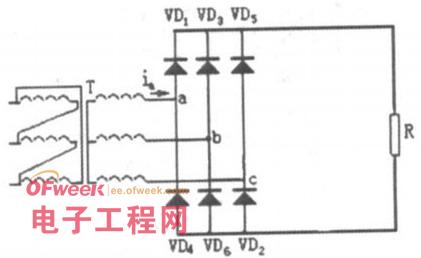 三相pwm逆变电源的主电路设计