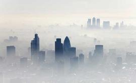 PM2.5是健康杀手 是产生雾霾主因