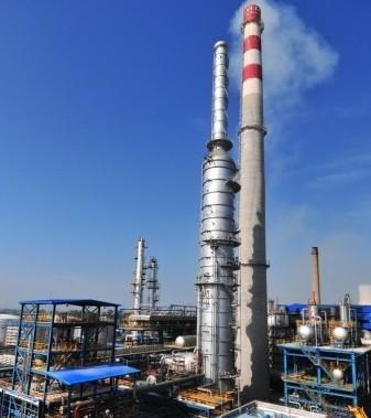 茂名石化脱硫脱硝装置具备中交条件