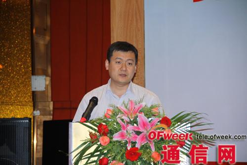 中国联通网络技术研究院互联网新技术研究室主任周光涛:《面向云服务的弹性泛在宽带网》