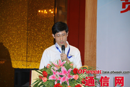 上海横河国际贸易有限公司高级工程师李晟:《横河产品在宽带通信中的应用》