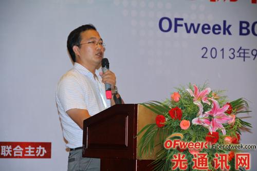 安立公司有线产品市场部经理赵雁飞:《超高速传输的挑战--高速互连测试》