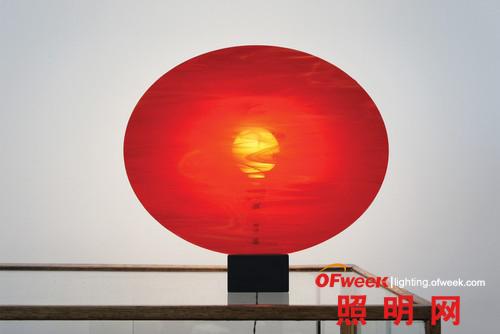 精彩设计:灯光营造的日出美景