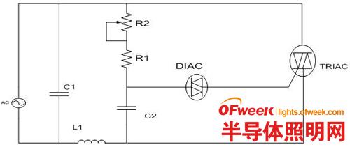 基于DU8608可控硅调光LED驱动方案