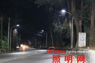 GE LED路灯为菲律宾碧瑶市打造绿色道路