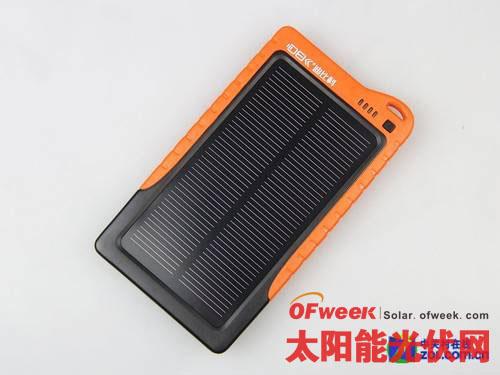 能源精灵 迪比科S72太阳能移动电源