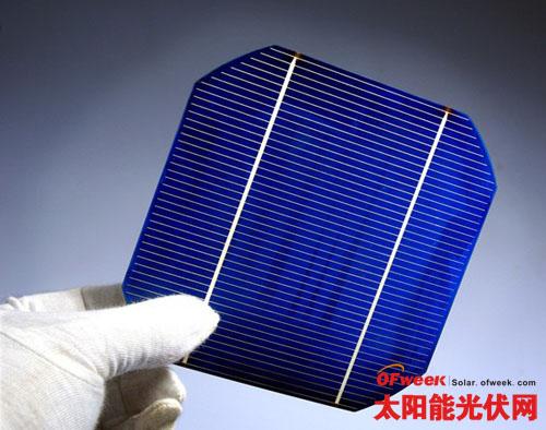 1%单晶硅太阳能电池