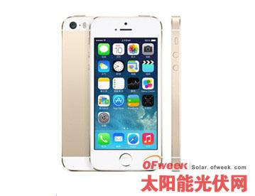 苹果iPhone 5s/5c发布
