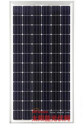 松下的双面发电太阳能电池模块输出功率增加15W