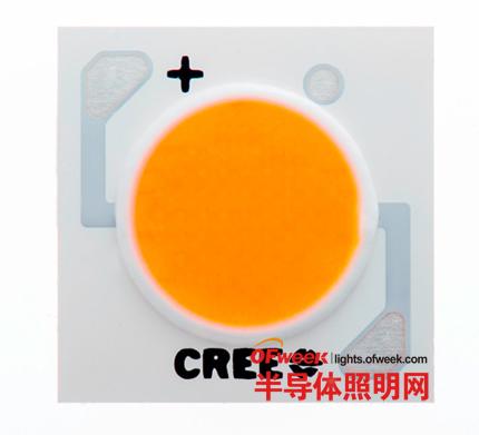 科锐推出新型高密度级XLamp® CXA LED阵列