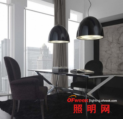 Biffiluce照明设计第一名的LED吊灯