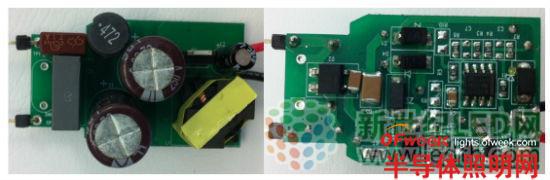 基于TI控制芯片的10W非隔离LED驱动方案