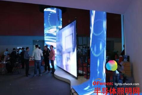 分析通普户外LED表贴显示屏的六大优势
