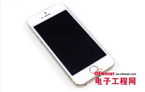 苹果5s手机拆卸步骤