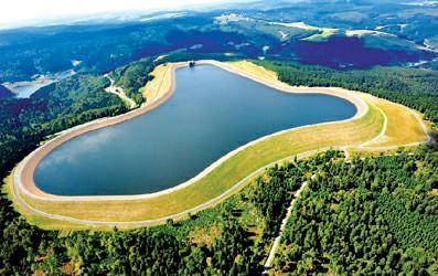 德国最大的Goldisthal抽水蓄能电站也面临关闭的危险