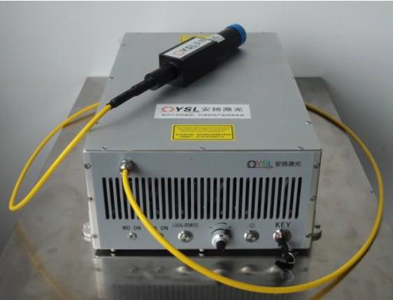 纳秒光纤激光器