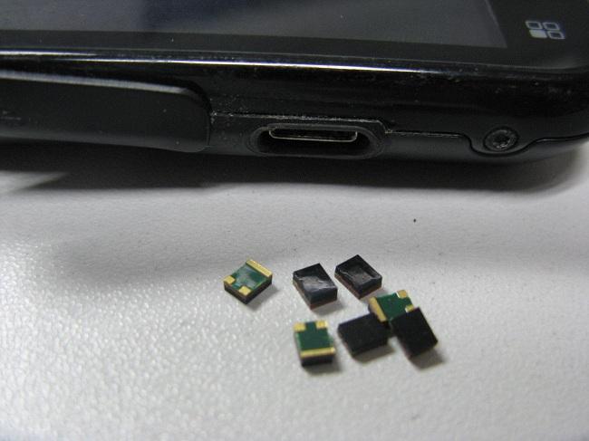 手机USB口的电源防护