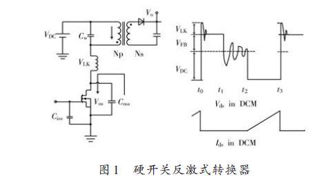 基于UCC28600的准谐振反激式开关电源的设计方案