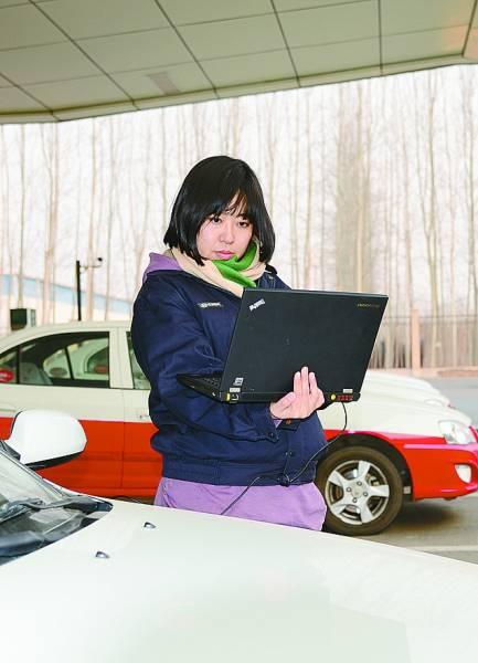 北京现代技术中心电池开发设计科科长王婷