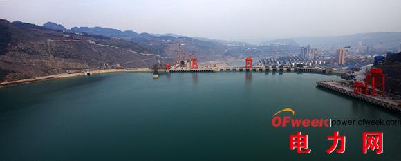 2013年向家坝水电站建设综述(图)
