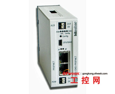 德国赫优讯发布smartwire-dt转powerlink网关