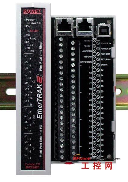 EtherTRAK-2 I/O