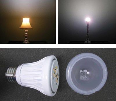 芯片级拆解:全面剖析新型LED灯泡设计的艺术