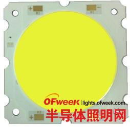 恒日光电推出Lightan Ⅲ 高显值500W大功率之集成封装
