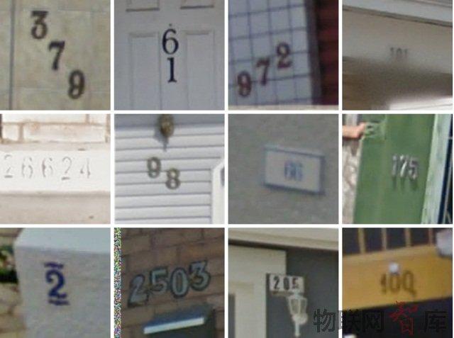 Google街景是如何识别门牌号的?
