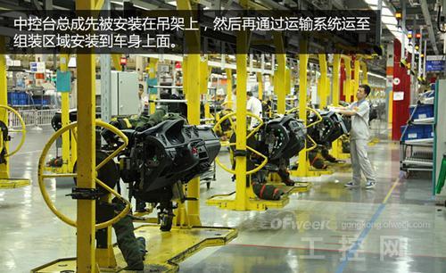 全自动化的车身制造 一汽大众成都工厂揭秘(图)