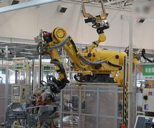 机器人- 2014机器人应用最广的八大行业排名图片