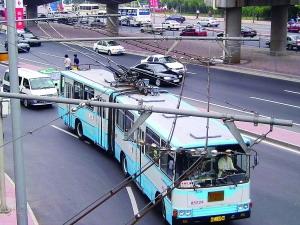 京城电车之变