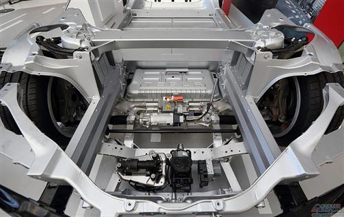 特斯拉Model S采用松下电池