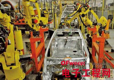 力传感器在汽车测试中的应用