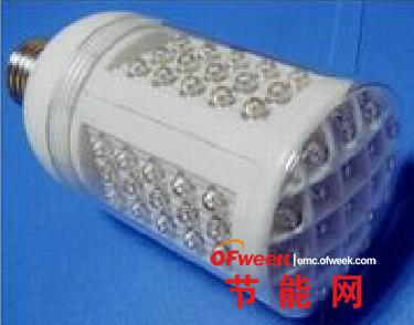 led节能灯外型结构